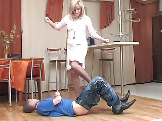SILVIA The Ultimate Russian Milf Episode 1
