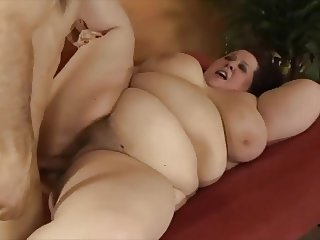 hot sex with a huge babe