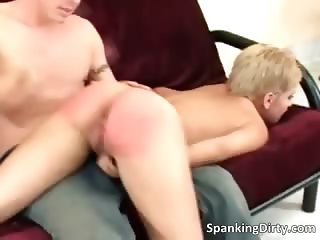 Hot and sexy blonde bitch gets ass part6