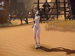 Tera naked fun