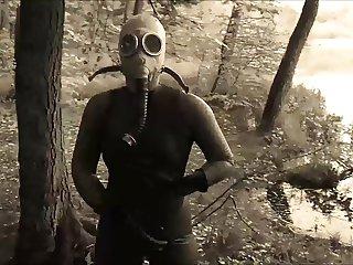 rubber combat diver