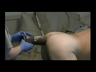 Strapon Nancy fuck and fist me at home.flv