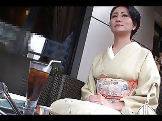 39yr old Rui Kimura Rough Fucked Facialled Uncensored