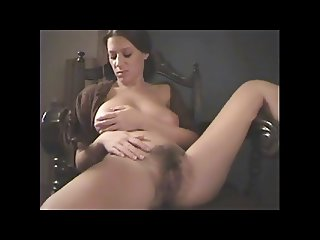 Hairy Pussy Masturbating by TROC