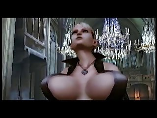 Haunting Ground Fionas Boobs getting bigger