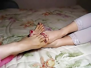 Double foot play