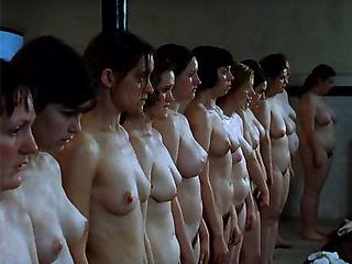 Nude nuns punishment